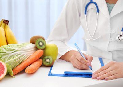 Abnehmen mit individuellem Ernährungsplan