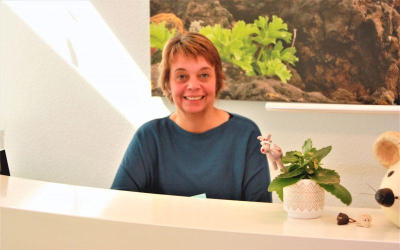 Petra Hinz ist Heilpraktikerin in Barßel